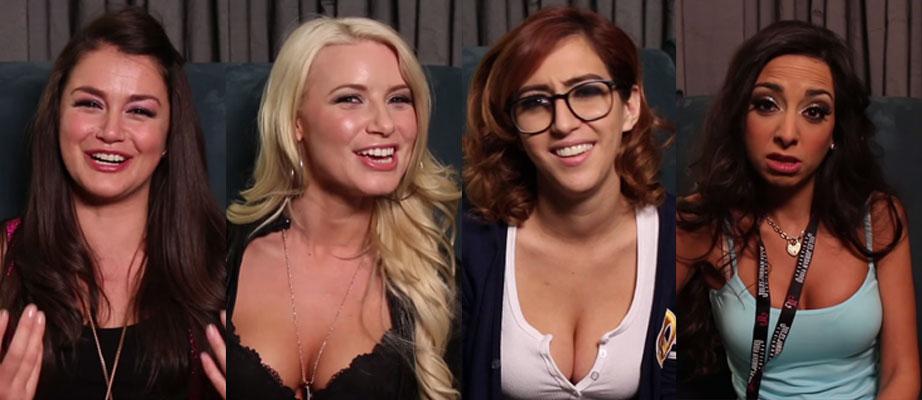 Ask A Pornstar - Weirdest Scene?