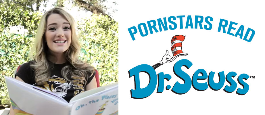 Pornstars Read Dr Seuss