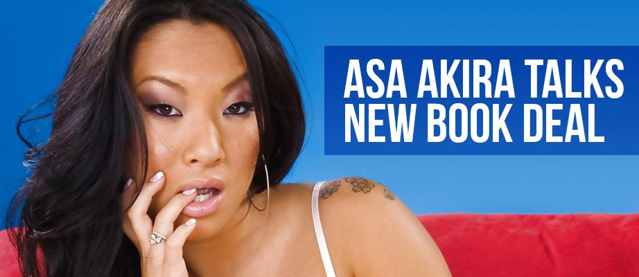 AsaAkira Talks New Book Deal