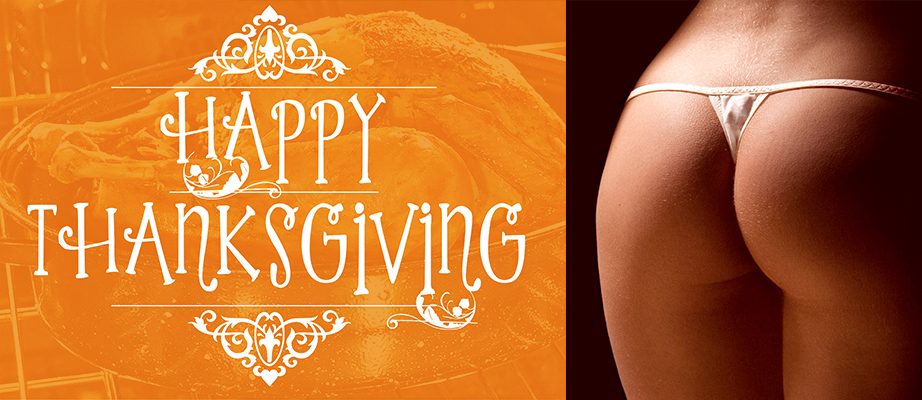 A PORN.COM Thanksgiving
