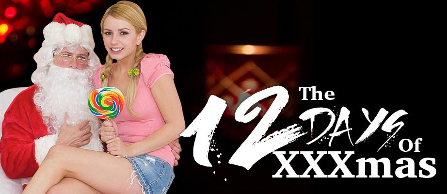 The 12 Days of XXXmas