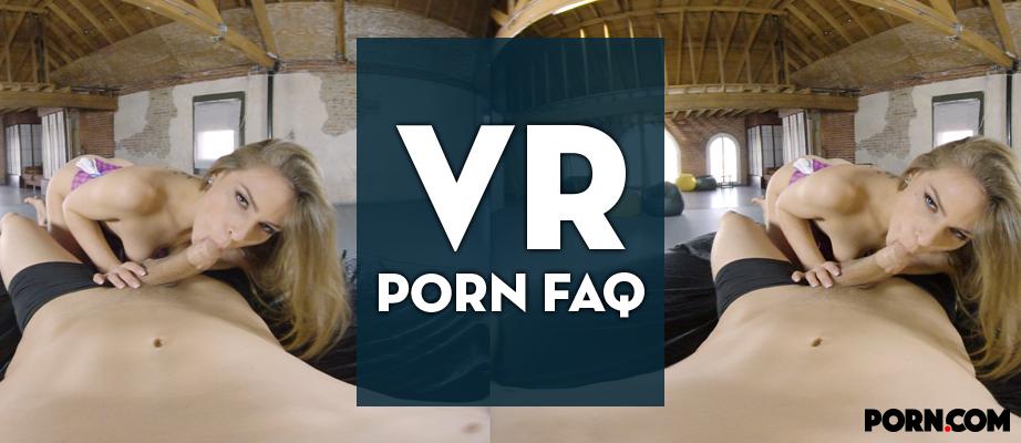 VR Porn FAQ