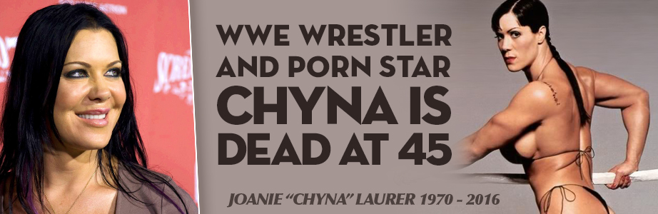 Chyna Found Dead at 45