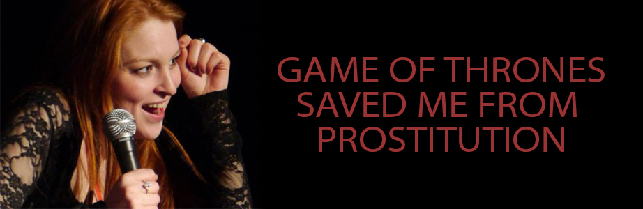 Josephine Gillan - Game of Thrones Saved Me