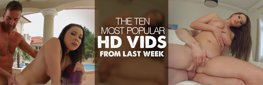 Top Porn Videos From Last Week