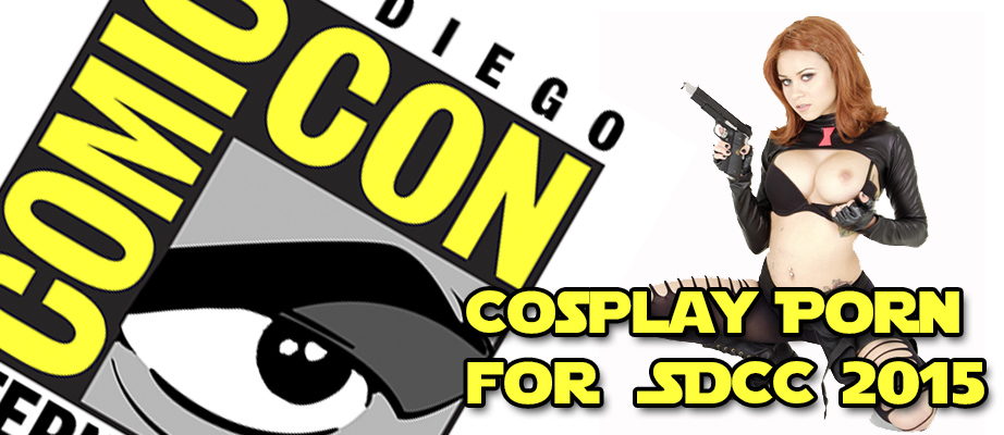 Cosplay Porn for SDCC 2015