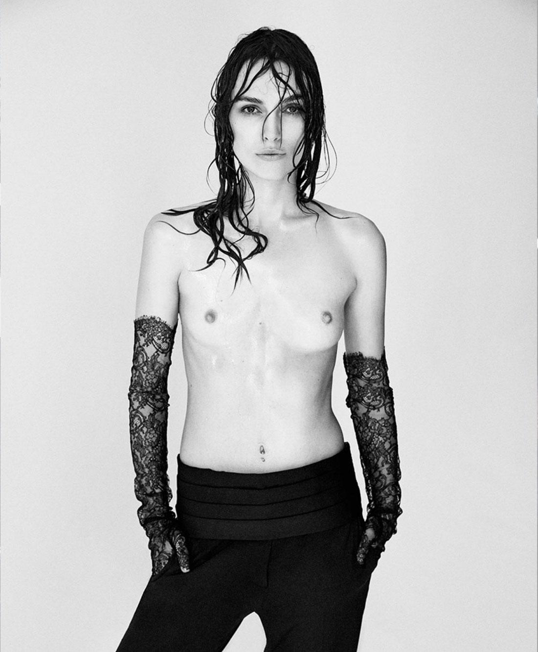 Keria Knightley Topless