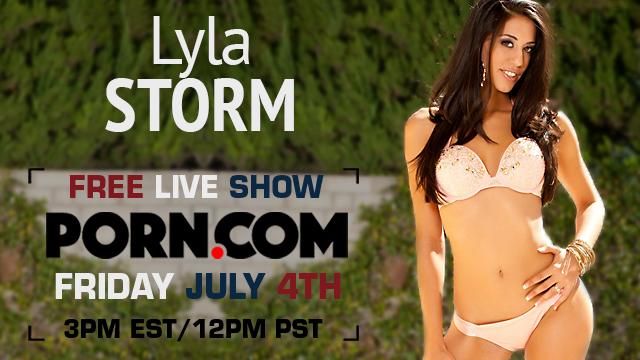 lyla storm promo