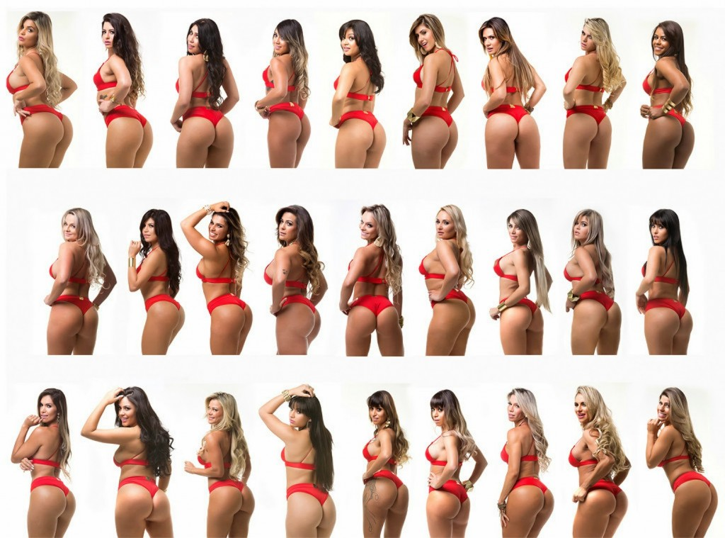 Miss Bumbum Beauty Pageant 2014