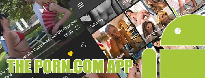 The PORN.COM App