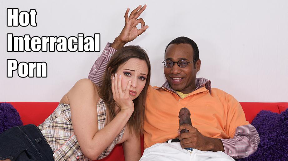 Hot Interracial Porn - PORN.COM