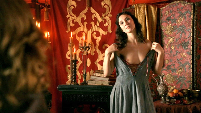 Sibel Kekilli as Shae in Game of Thrones
