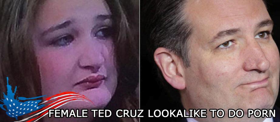 Ted Cruz Lookalike to do Porn