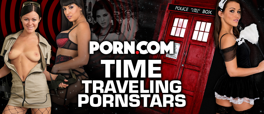 Time Traveling Porn Stars