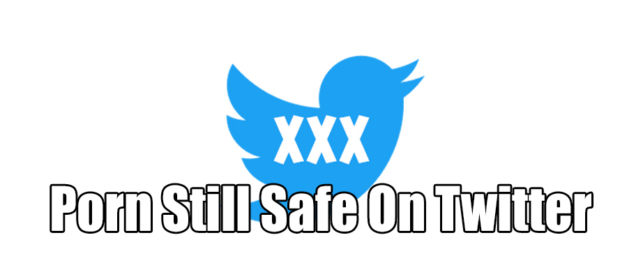 Porn Still Safe on Twitter