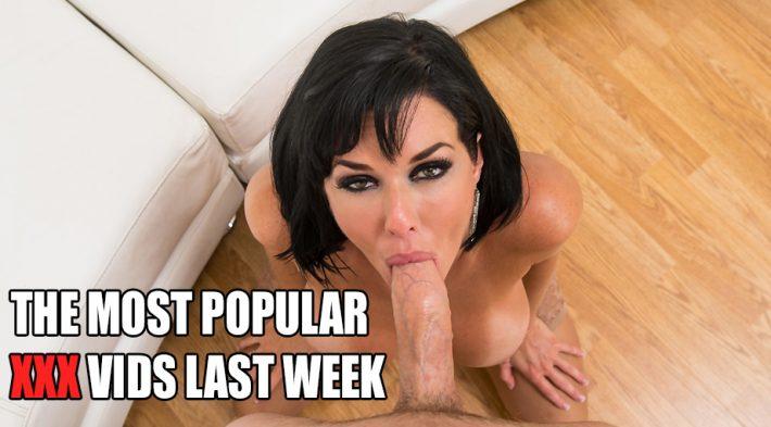 Top Ten HD Porn Vids Last Week - July 15th