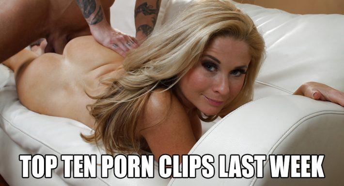 Top Porn Clips Last Week