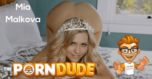 Perfect booty queen Mia Malkova will wow you with her incredible cock riding skills in her incredible porn scenes!